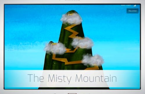 Zip & the Misty Mountain